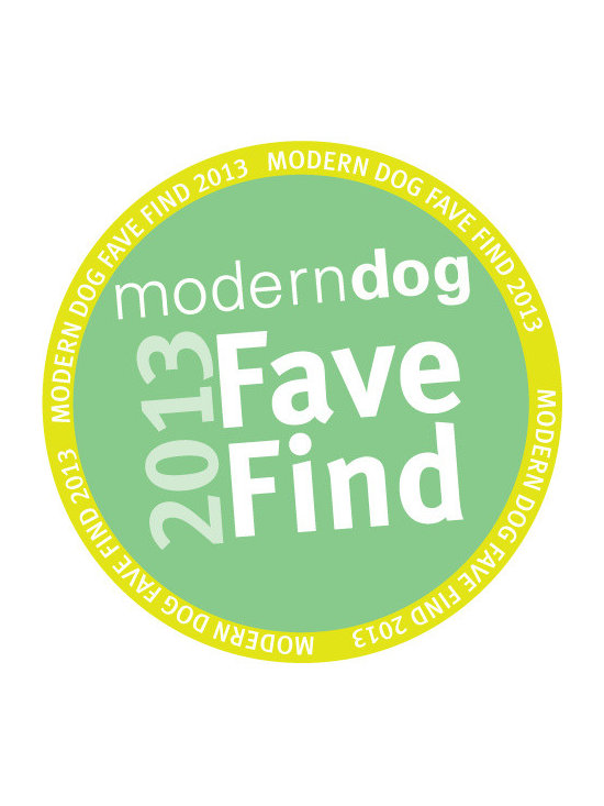 Metro Collection - Honeycomb Series selected as Fave Find by Modern Dog magazine - EZ Living Home Honeycomb Series pet beds were featured as Daily Fave Find on Oct 11th, 2013.