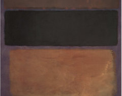 No. 10, 1963 Print by Mark Rothko modern artwork