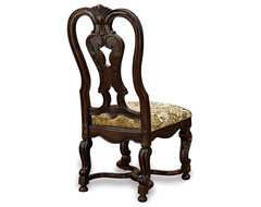 A.R.T. Capri Splat Side Chair traditional-living-room-chairs