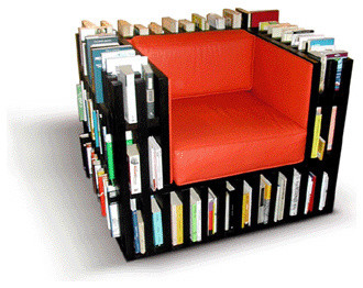 Bibliochaise eclectic-armchairs-and-accent-chairs