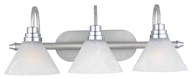 Quoizel AO8603MN Astoria Millenia 3 Light Vanity transitional-bathroom-vanity-lighting