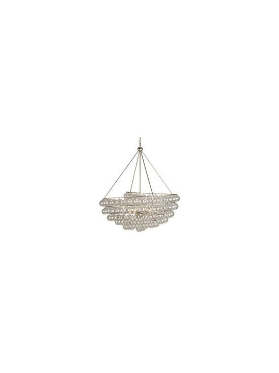 Currey and Company Stratosphere Transitional Chandelier - CNC-9002 - Currey and Company Stratosphere Transitional Chandelier - CNC-9002