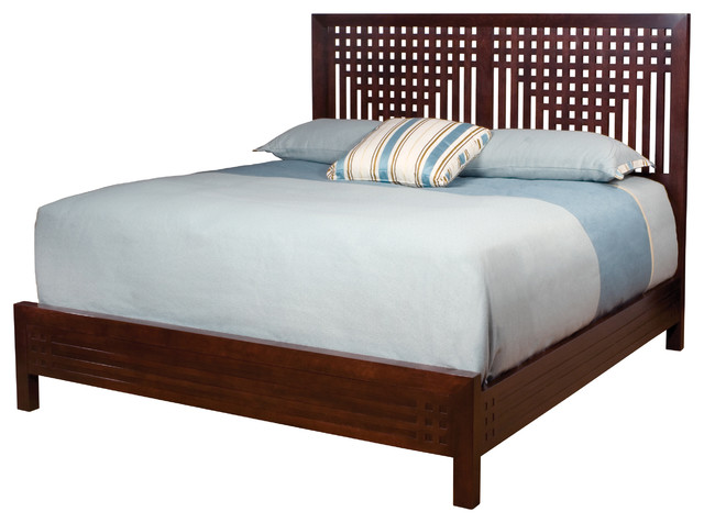 Stickley Willow Bed 8749-LFB modern-beds