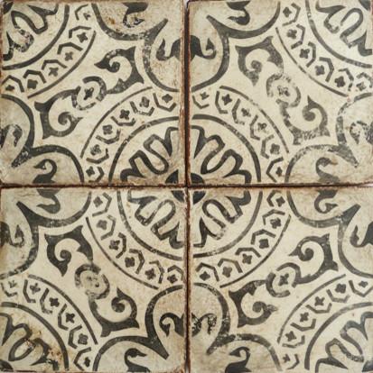 Tabarka - Paris Metro 2 mediterranean-floor-tiles