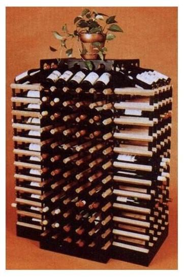 Cellar Trellis 42 in. Wine Rack contemporary-wine-racks