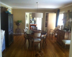 I 39 m looking for some ideas to convert my dining room into for Dual purpose dining room ideas