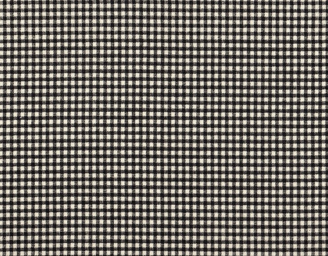 """72"""" Tablecloth Round Gingham with Stripe Topper Black traditional-tablecloths"""