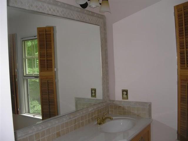 Bath Remodel traditional-bathroom-mirrors