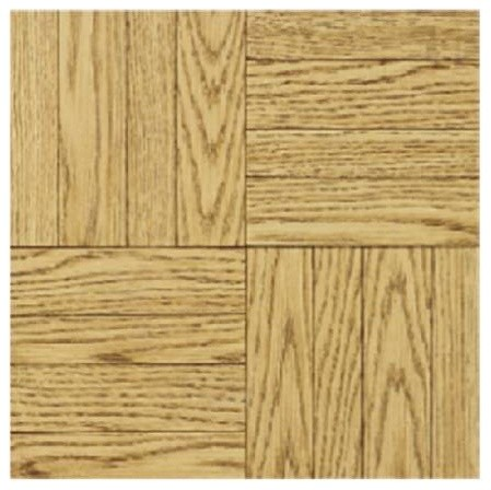 "Winton Floor Tile, Self Adhesive Vinyl 12"" x 12"" contemporary-vinyl-flooring"