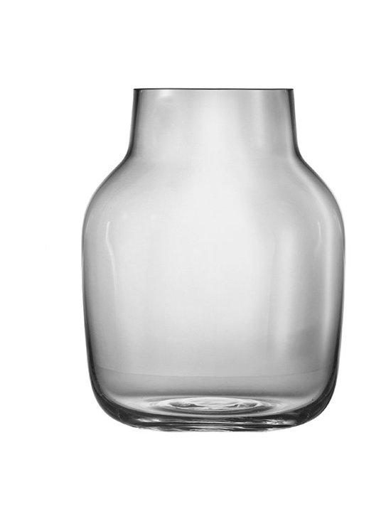Silent Vase, Gray -