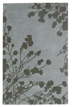 Sakura Rug   west elm contemporary-rugs