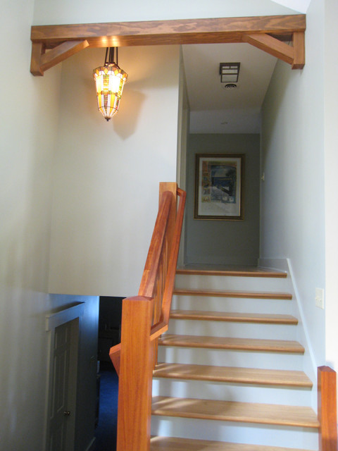 Brooks-Dietz Project contemporary-staircase