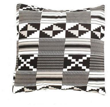 Ewe Black Pillow Cover modern-decorative-pillows