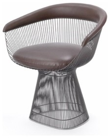 Knoll | Platner Arm Chair modern-dining-chairs