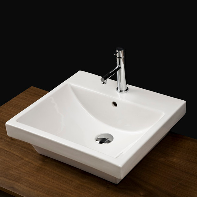 Lavatory - Modern - Bathroom Sinks - toronto - by Del Arte Design Inc
