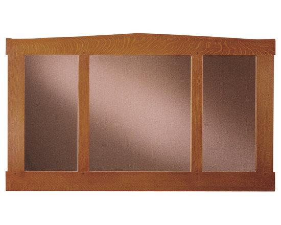 Stickley Three Glass Mirror 89-069 -