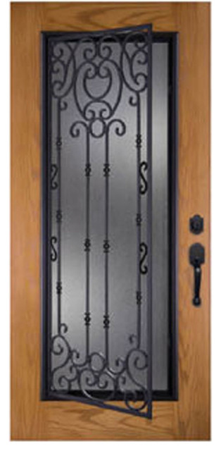 Belle Meade Front Doors By American Building Supply