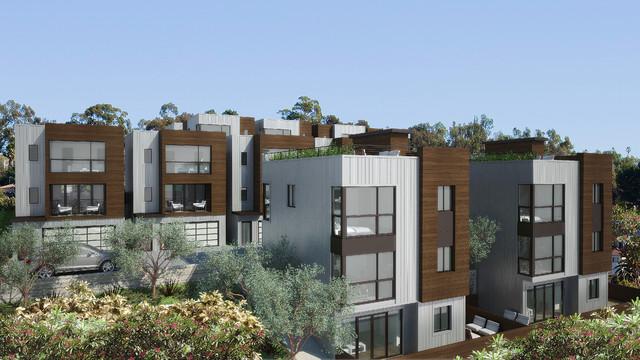 Morton Village contemporary-rendering