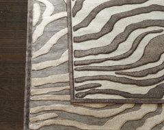 Celine Zebra Rug eclectic-rugs