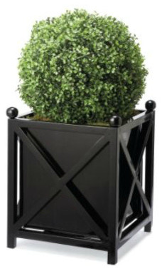 Box Planter modern outdoor planters