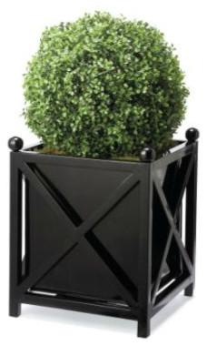 Box Planter modern-outdoor-planters