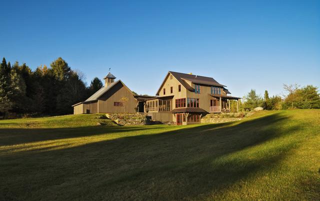Goose Farm farmhouse
