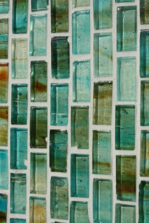 aqua glass tile by tile collection inc