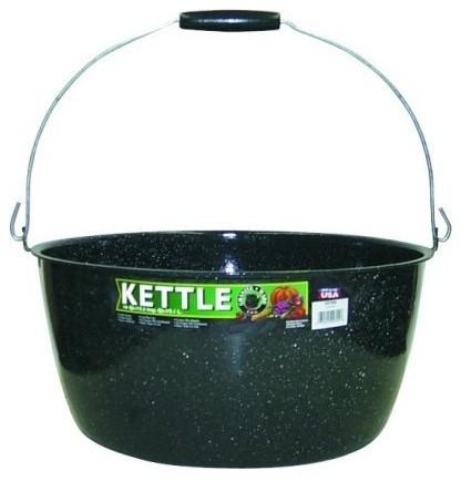 Graniteware 16 Quart Preserving Kettle kettles