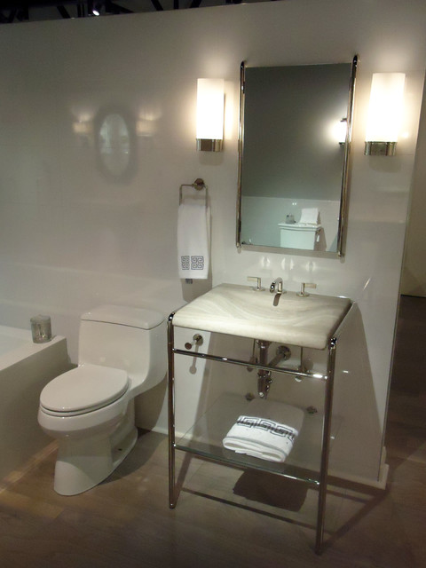 In Our Showrooms contemporary