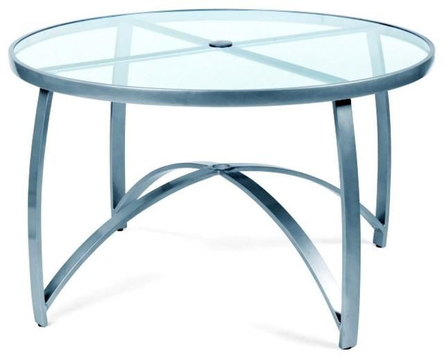 Round Glass Patio Table Starrkingschool