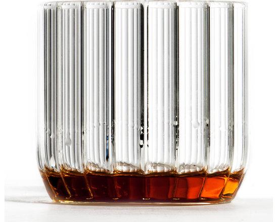 Fferrone Design - Dearborn Wine Glass - Set of 2 - Fferrone Design - Sold as a Set of 2.