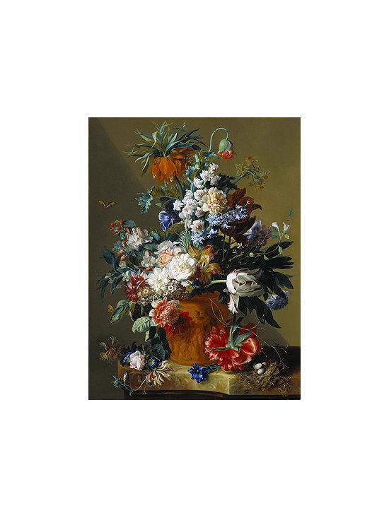 Vase of Flowers, 1722 | Huysum | Canvas Print - Condition: Canvas Print - Unframed