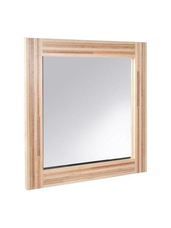 Bevelled Mirror -