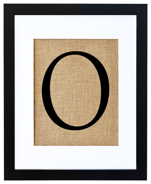 Letter O Art farmhouse-prints-and-posters