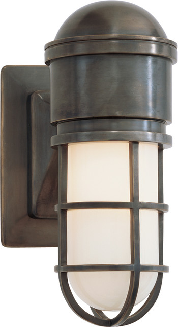 Marine Wall Light - Beach Style - Outdoor Wall Lights And Sconces - by Circa Lighting