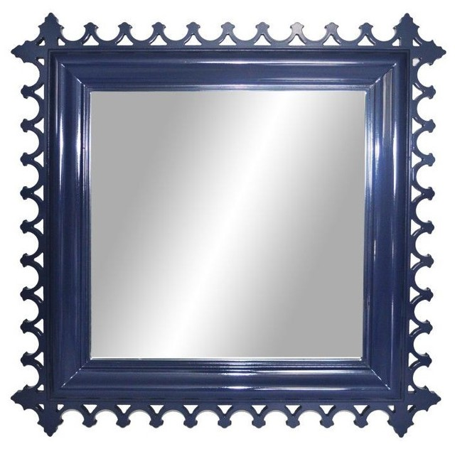 Oomph Newport Mirror, Square traditional-mirrors