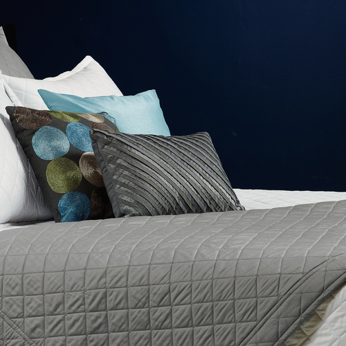 Quilted Coverlet modern-quilts