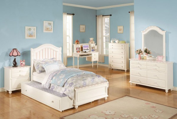 Twin Bedroom Set With Trundle Contemporary Bedroom Furniture Sets