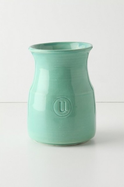Appellation Utensil Jar - Anthropologie.com eclectic food containers and storage