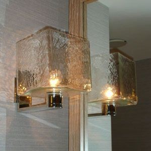soMa S Square Sconce by Neidhardt