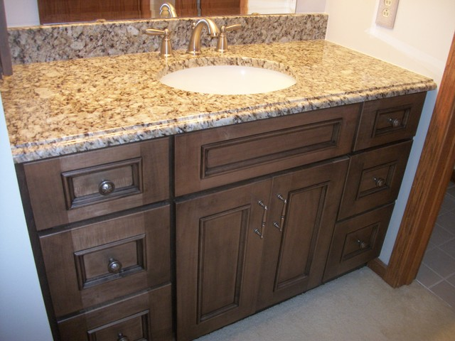 Half Bath Medina OH 1 Traditional Cleveland By Cabinet S Top