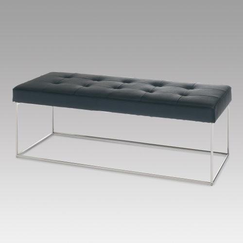 nuevo caen indoor long bench modern bedroom benches by hayneedle