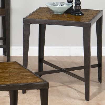 Jofran Glenna Elm End Table modern side tables and accent tables