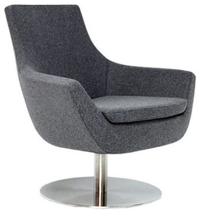 Rebecca Swivel Chair by sohoConcept modern-armchairs-and-accent-chairs