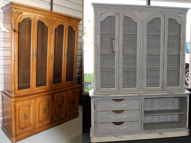Chalk Paint By Annie Sloan Painted Furniture Projects Traditional