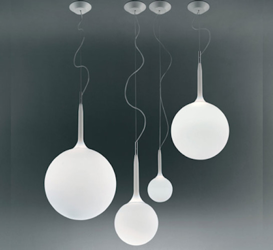 Castore Suspension Collection modern pendant lighting