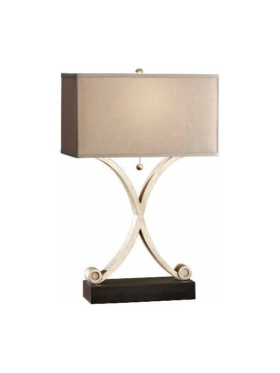 Lamp Shades Add Pizzazz! - Lamp shades are a great opportunity to bring a little bit of flair to your room. Add some creativity—and light—to your space! Amaya Collection - MF 10076ESL BK