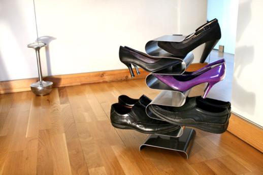 Nest Shoe Rack - contemporary - shoeracks - by j-