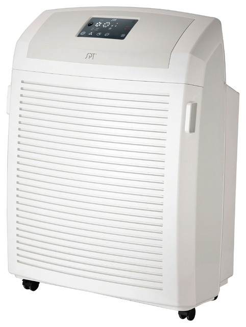 Kitchen Air Cleaner : Hepa air cleaner with voc tio contemporary major