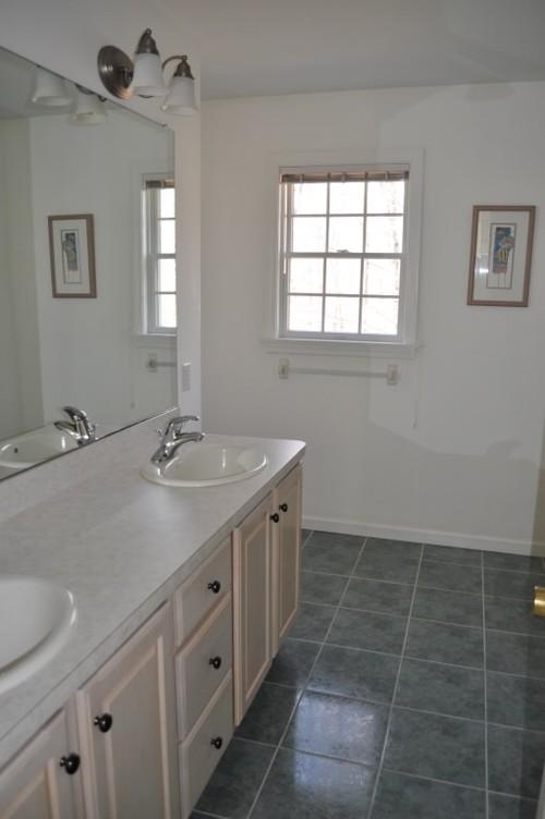 bathroom update for resale